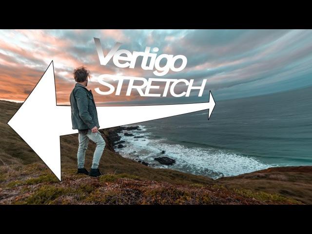 Vertigo Stretch! \ Dolly zoom, Background Stretch Tutorial