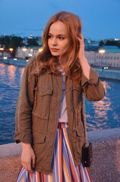 фото ани качановской