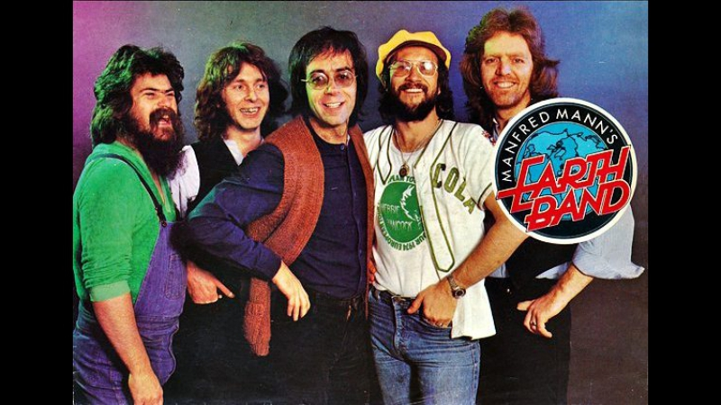 Manfred Mann's Earth Band Spirits In The Nigth 1979