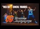 Zumba | HEY DJ | CNCO, Yandel | Stefan Jakóbczyk