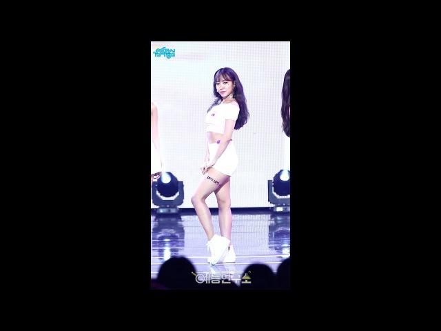 [예능연구소 직캠] 에이핑크 콕콕 김남주 Focused @쇼!음악중심_20170701 KOK KOK Apink KIM NAM JOO