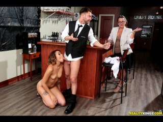 Eve ellwood [high heels, hardcore, blowjob, doggystyle, wet, cowgirl, face fuck]