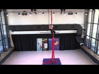 Назарова Полина - Catwalk Dance Fest VIIl [pole dance, aerial] .