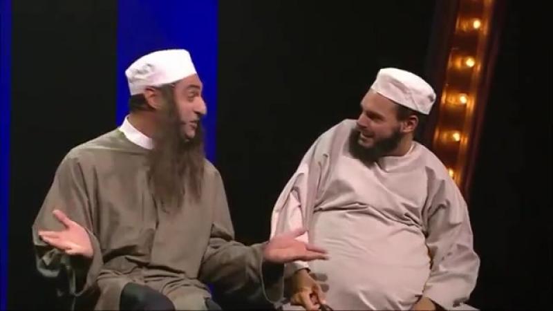 Hvem vil være millionær 4-9-2016 Imamerne fra Grimhøjmoskeen i