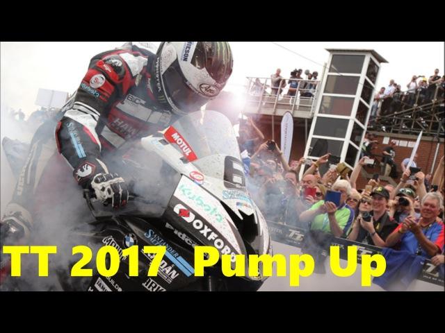 Isle of Man TT Pump Up Trailer