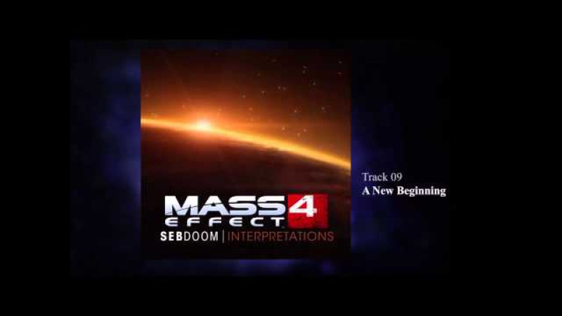 Mass Effect Andromeda Soundtrack - A New Beginning (Fan-made)