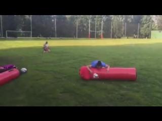 Немного юмора от сборной России по регби