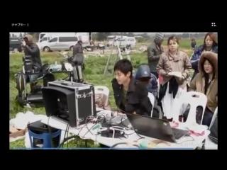 Kim Hyun Joong tonight +Cappuccino &. I Can't Erase You from My Memory MV Making