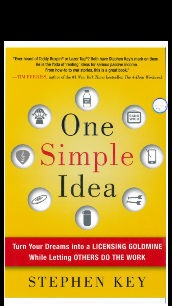 One Simple Idea Turn Your Dreams