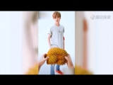 VIDEO Luhan @ The 1st Football Class Promoting Video