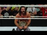 WWE Money in the Bank 2016 - Roman Reigns vs Seth Rollins