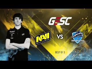 NAVI vs Vega Squadron @GESC:Thailand