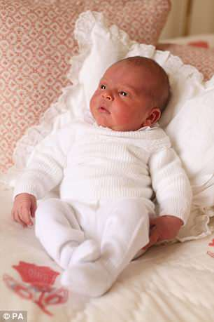Кейт Миддлтон и принц Уильям объявили дату и место крещения принца Луи