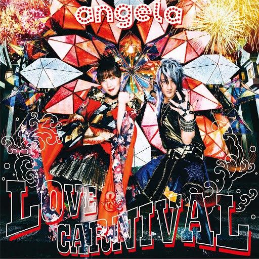 Angela альбом LOVE & CARNIVAL