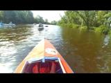 Сплав на байдарках по Ворскле ( Kayak rafting in Vorskla )