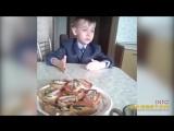 Башкой своей ломаю эти знания Смешной мальчик из Дагестана --)