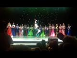 Импровизация на отчётном концерте школы восточного танца