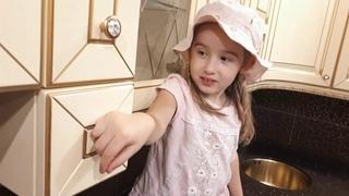 114  Тест драйв наших кухонь детьми или что у Вас творится на кухне когда дети остаются дома одни