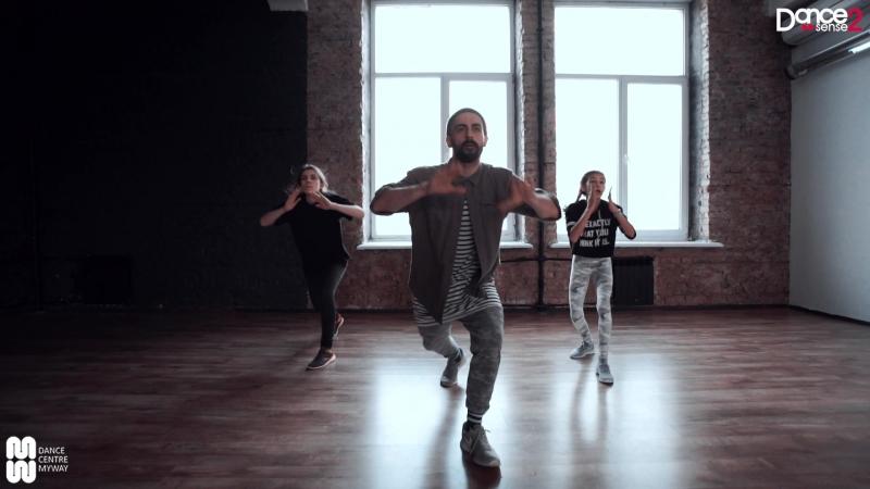 Phlake - Angel Zoo - choreography by Rybak - DANCESHOT - Dance Centre Myway