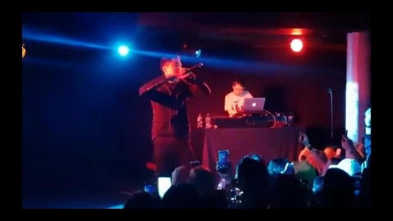 Fancam cuts 180416 Rockbottom Kidoh 2018 Live in Europe in London cr @jessbarrett227 ig