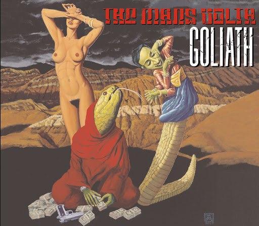 The Mars Volta альбом Goliath (3 Track)