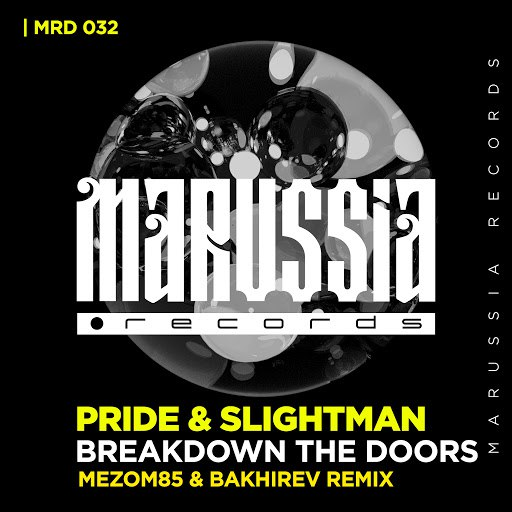 Pride альбом Breakdown the Doors