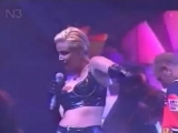 Masterboy - Feel The Fire (Live Concert 90s Exclusive Techno-Eurodance - N Joy Radio96)