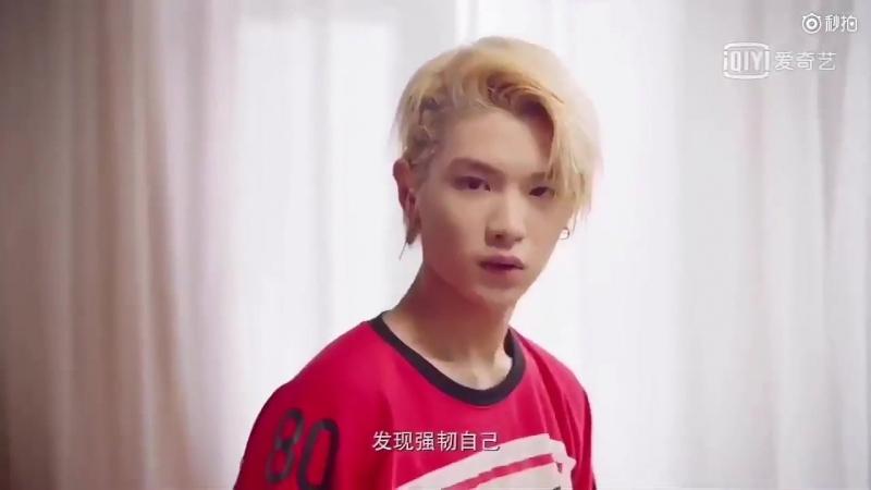 180324 @ Zhu Zhengting, Justin, Fan Chengcheng Cai Xukun for Shampoo CF