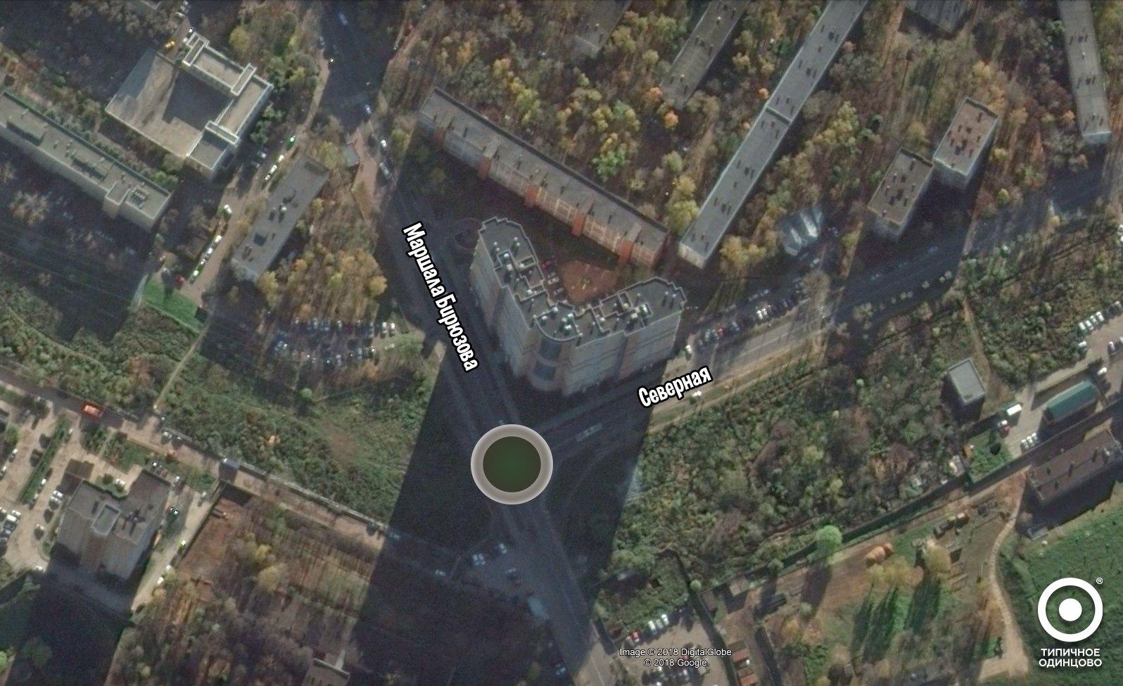 Необходимо ли сделать круговое движение на перекрестке улиц Маршала Бирюзова и Северная?