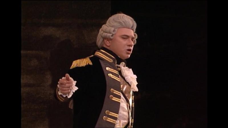 Metropolitan Opera Pyotr Ilyich Tchaikovsky The Queen of Spades Нью Йорк 15 04 1999