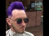 Окрашивание в OldBoy Barbershop