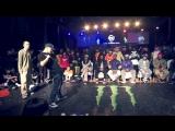 Akihisa Uma VS Joseph Go Jimmy _Just Play Just Dance VOL.4 HIPHOP 2 on 2 Final