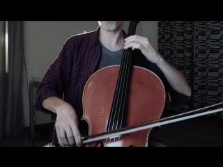 Исполнение на виолончели песни Twenty One Pilots - Semi-Automatic for cello and piano (COVER)