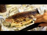 Как вкусно приготовить рыбу. Приятного Вам аппетита!  #Битва_кулинаров #кулинария #рецепты #кухня #вкусно #полезно #Готовим_дома