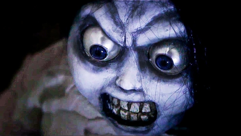 Проклятие: Кукла ведьмы – Русский трейлер (2018) / Англия / ужасы / ведьма / Хелен Кревел / ужас / Curse of the Witch's Doll