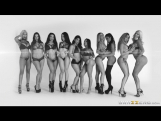 Brazzers House 3: Episode 1 Aaliyah Hadid, Ashley Adams, Bridgette B, Gina Valentina, Karma Rx, Katrina Jade, Kira Noir, Kissa S