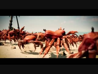 Crab rave [dancing crabs template].mp4