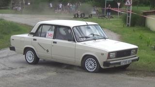 Borsodi Barna-Lada 2105 Gar-Szava auts nap 2018.