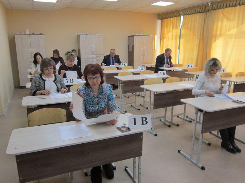 Около тысячи зауральцев успешно справились с заданиями ЕГЭ по русскому языку