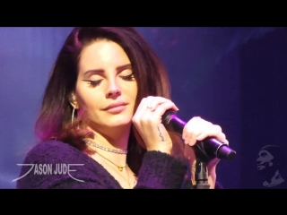 Lana Del Rey – Off To The Races (Live @ «LA To The Moon Tour»: «Frank Erwin Center»)
