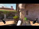 counter-strike global offensive 360 no scope от игрока Ryan(не я но эффекты мои)