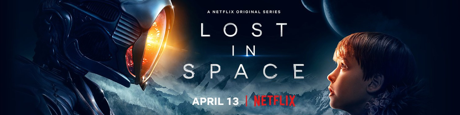 Lost in space 2018