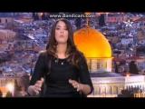 Начало прямой трансляции специальных новостей в Эрусалиме на канале Al Aoula (Марокко). 10.12.2017