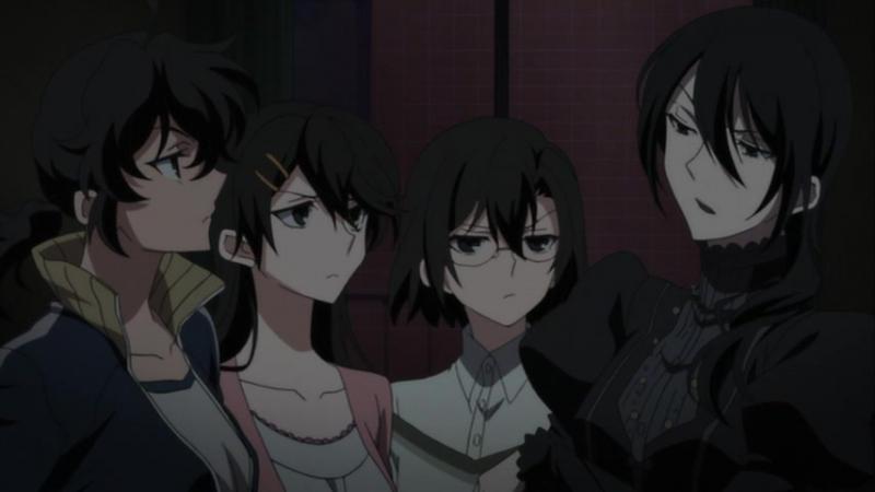 Курэнай / Куренай / Kure-nai / Kurenai - 14 серия (2 OVA) [Ryc99]