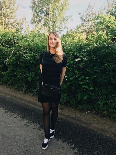 Полина Заборская