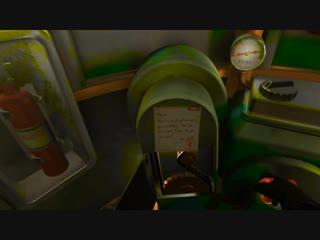 [Канал Глюка] I Expect You To Die   Выбраться из подлодки   HTC Vive VR