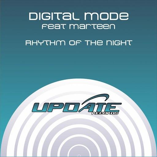 digital mode альбом Rhythm of the Night (feat. Marteen)