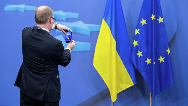 В ЕС высказались насчёт разрешения конфликта на Украине