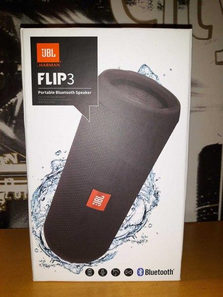 Продам колонку JBL Flip3