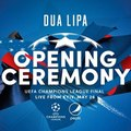 DUA LIPA on Instagram So excited to be teaming up with @Pepsi to perform at the #UCLFinal Opening Ceremony! Watch this space! #LoveItLiveIt